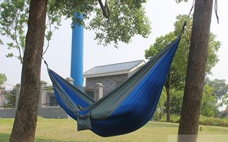 Sleeping comfort on a hammock
