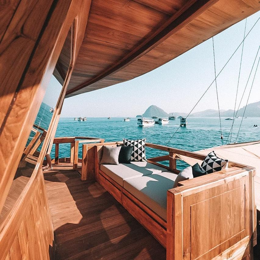 Simple Charms of Komodo Liveaboard You'd Love