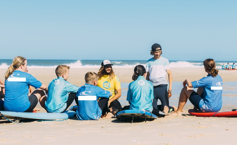 Valuable Experiences Kids Will Get in A Surf Camp