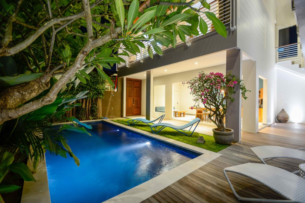Seminyak villas 1 bedroom with a private pool | villabalisale