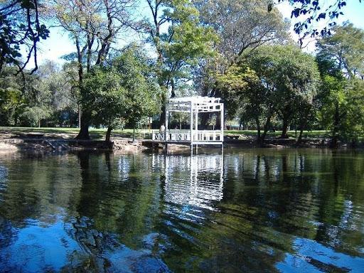 Parque Sarmiento in Argentina