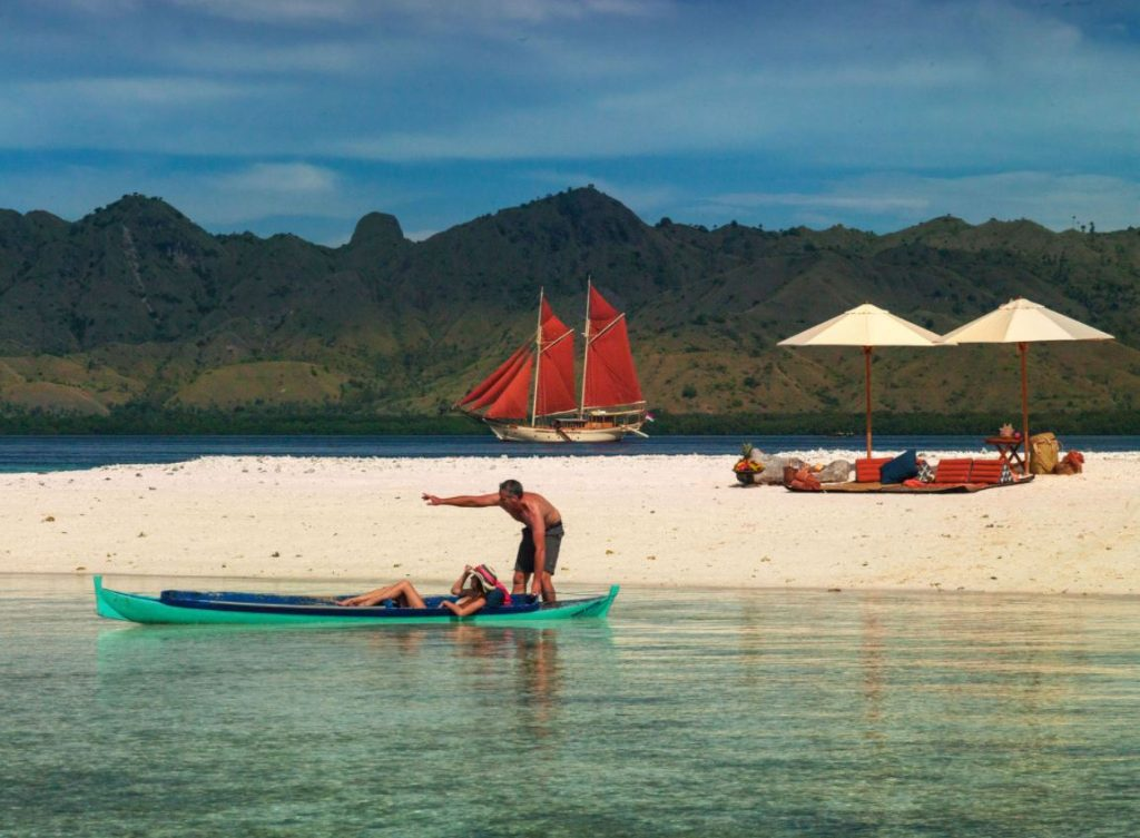 Komodo Island Boat Tour, 4 Days Itinerary Ideas