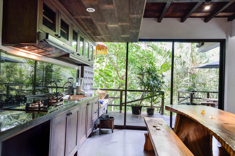 Private Villa in Bali Loves Open Space