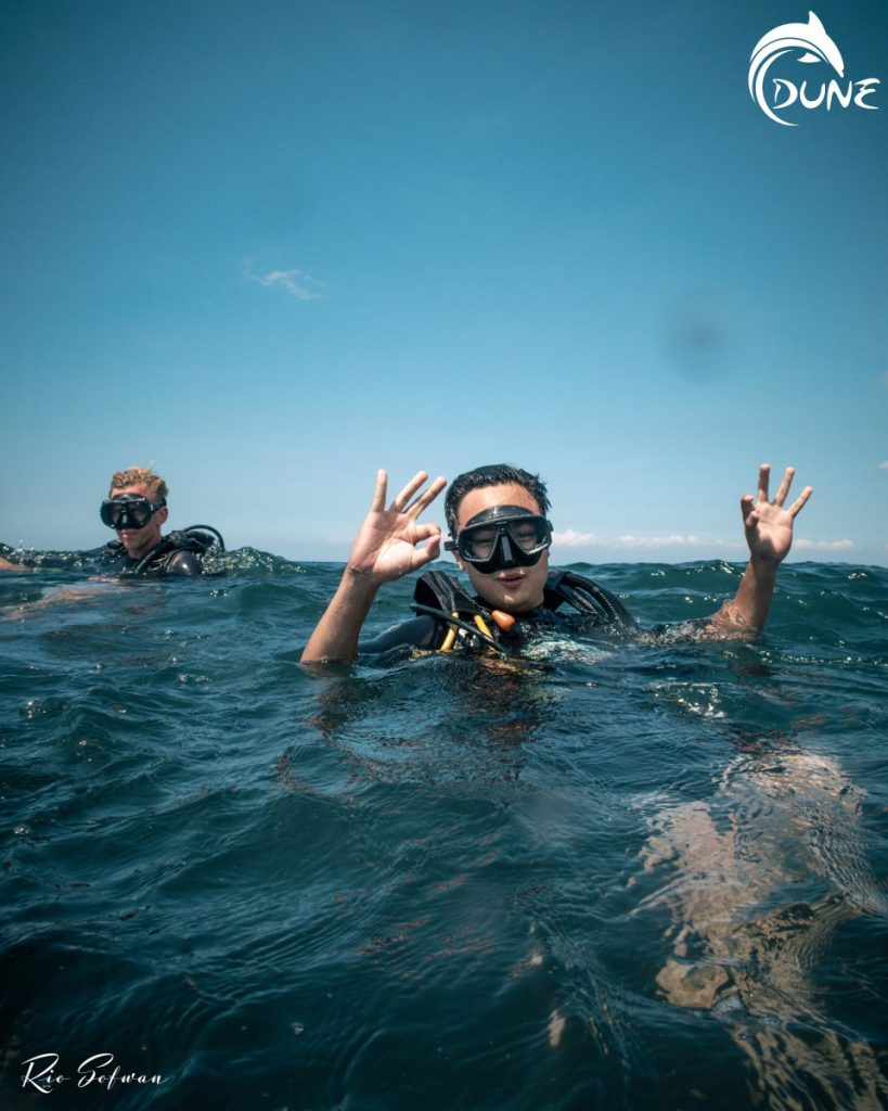 Calculating and Saving the Cost You Need for Scuba Diving in Bali