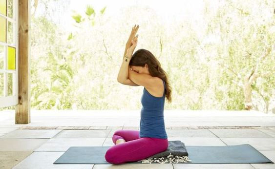 Offer Yoga Session at the Villa