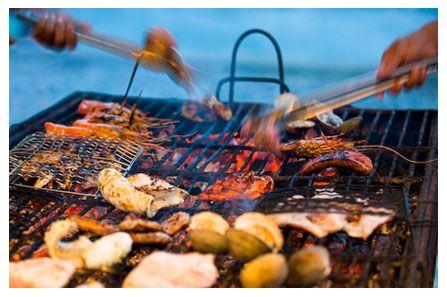 Offer Jimbaran Bali Delicacies at the Villa