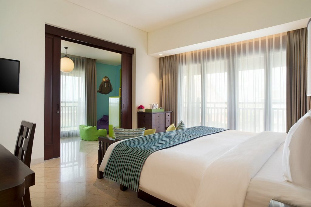 Book A Family Suite or Connected Room at Nusa Dua Family Resorts
