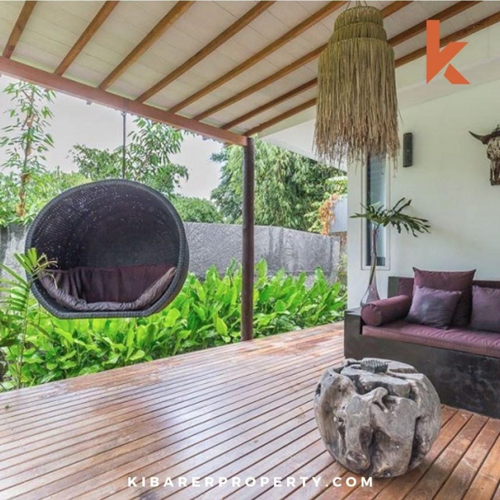 A Dedicated Spot to Unwind at the Private Villa Ubud
